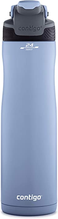 Contigo Autoseal Chill Water Bottle, 24 oz, Earl Grey