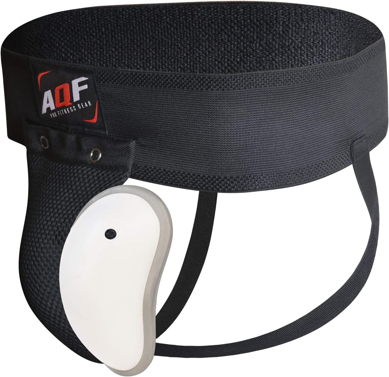 Protettore Inguine Guardia Coppa MMA Boxing Abdo Box Pantaloncini Muay Thai Protezione