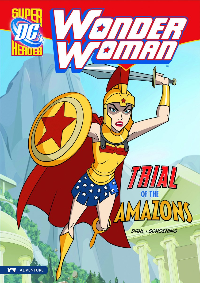 Download Trial of the Amazons (Wonder Woman) ebook