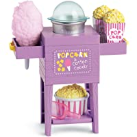 American Girl WellieWishers Popcorn & Cotton Candy Stand