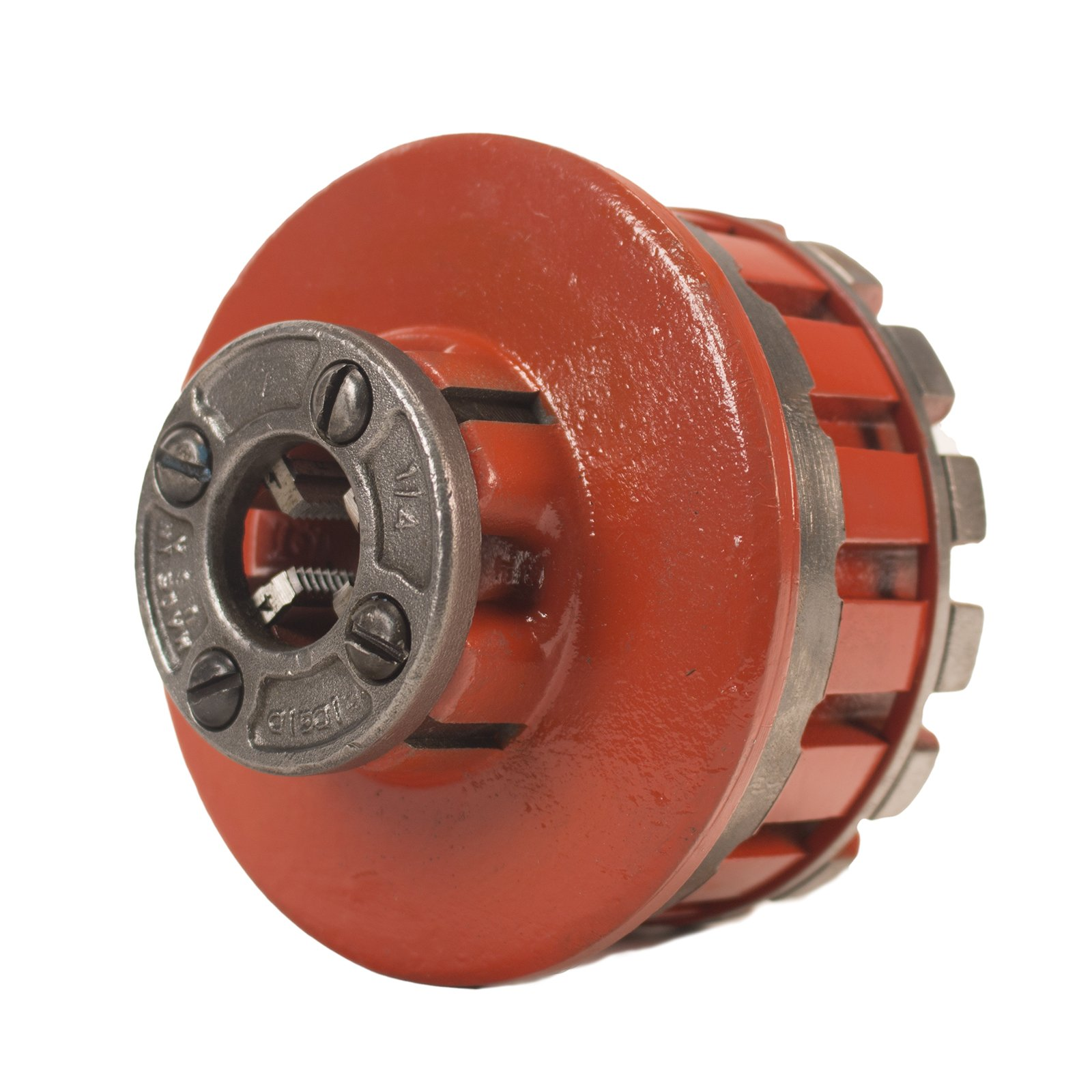 RIDGID 37380 Old Style Die Head 1/4'' NPT for 12-R (Certified Refurbished)
