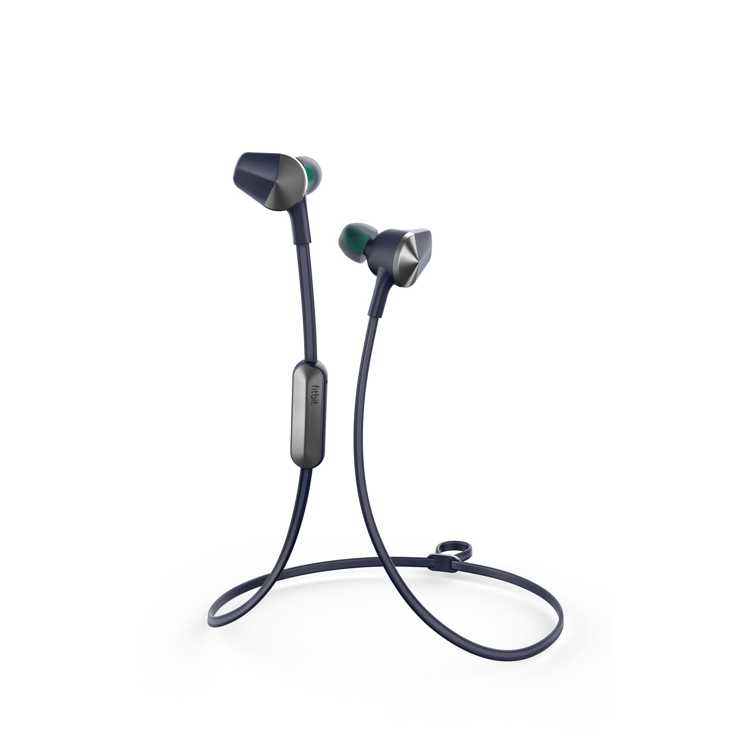 Fitbit Flyer Wireless Headphones, Nightfall Blue by Fitbit