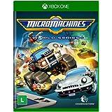 Xboxone - Micro Machines -world Series- [video game]