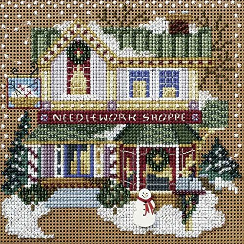 Mill Hill MH148302 Needlework Shop Beaded Counted Cross Stit