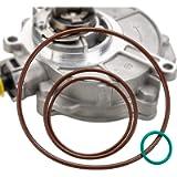 Vacuum Brake Pump Seals & Rebuild Kit Compatible with 2005-2008.5 Audi TT A3 A4 Quattro VW Jetta GTI GLI Passat 2.0T FSI…