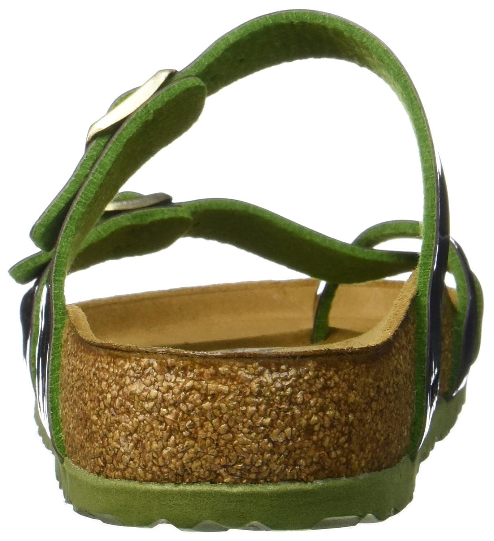 97e8077101cb Birkenstock Mayari Birko-Flor Sandals Two Tone Espresso 40 R   Amazon.com.au  Fashion