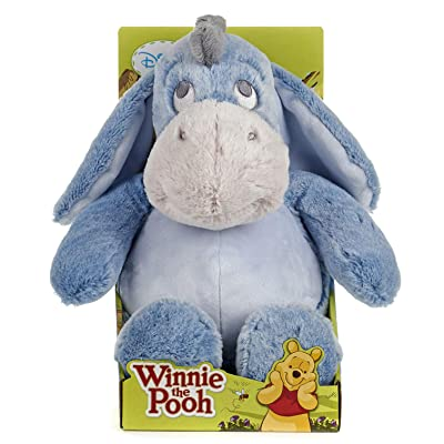 """Posh Paws Winnie The Pooh Snuggletime Eeyore Soft Toy, 12"""": Toys & Games"""
