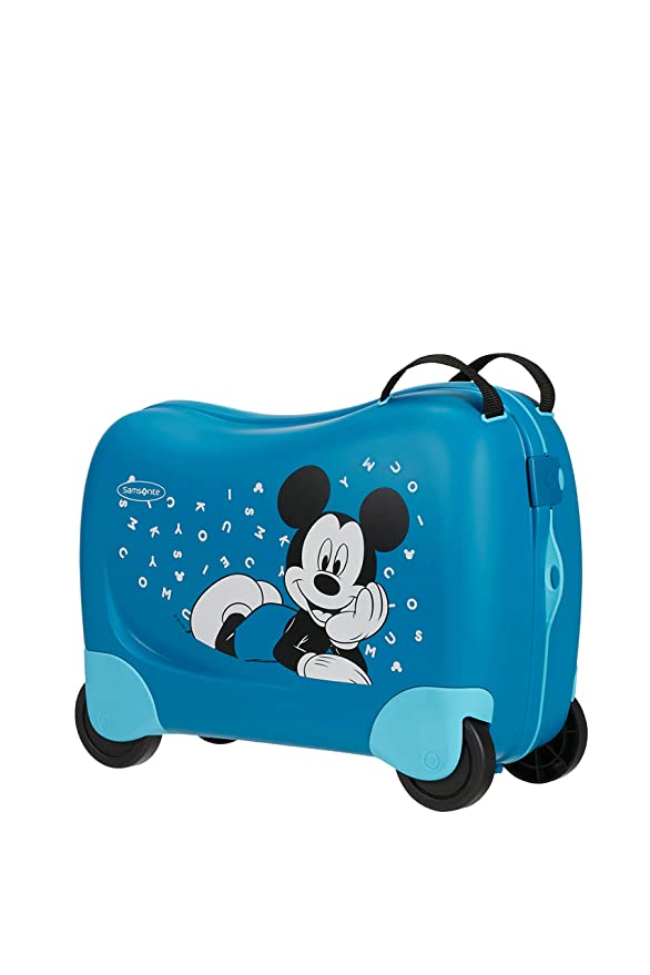Samsonite Dream Rider Disney - Samsonite Rider Mickey Letters