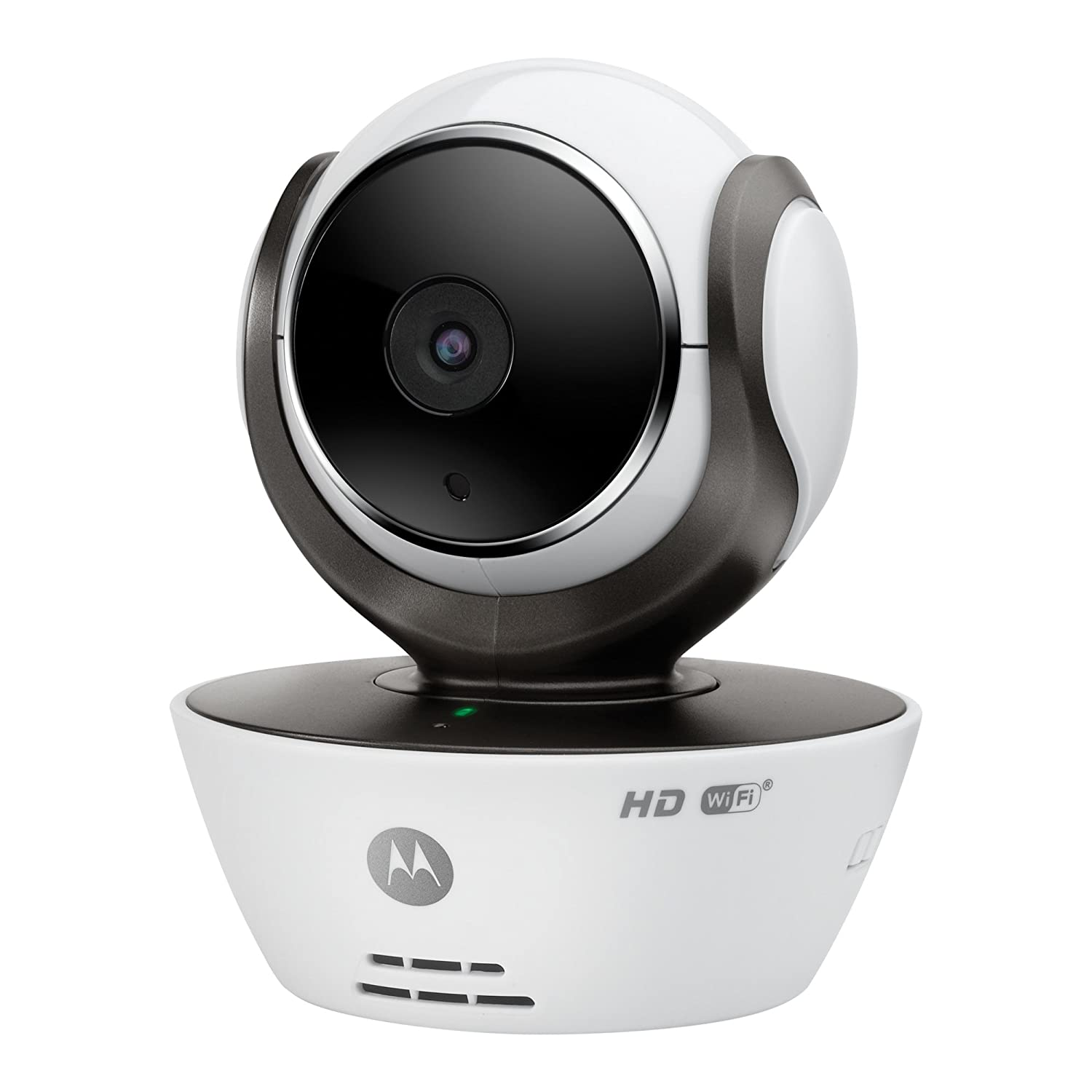 Motorola MBP85CONNECT Wi-Fi Video Baby Monitor Camera, Works as Accessory  Camera for