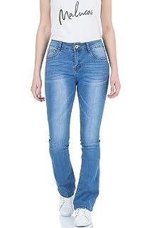 malucas Short - Taille Ajustée - Femme  Amazon.fr  Vêtements et ... b38b880520a7