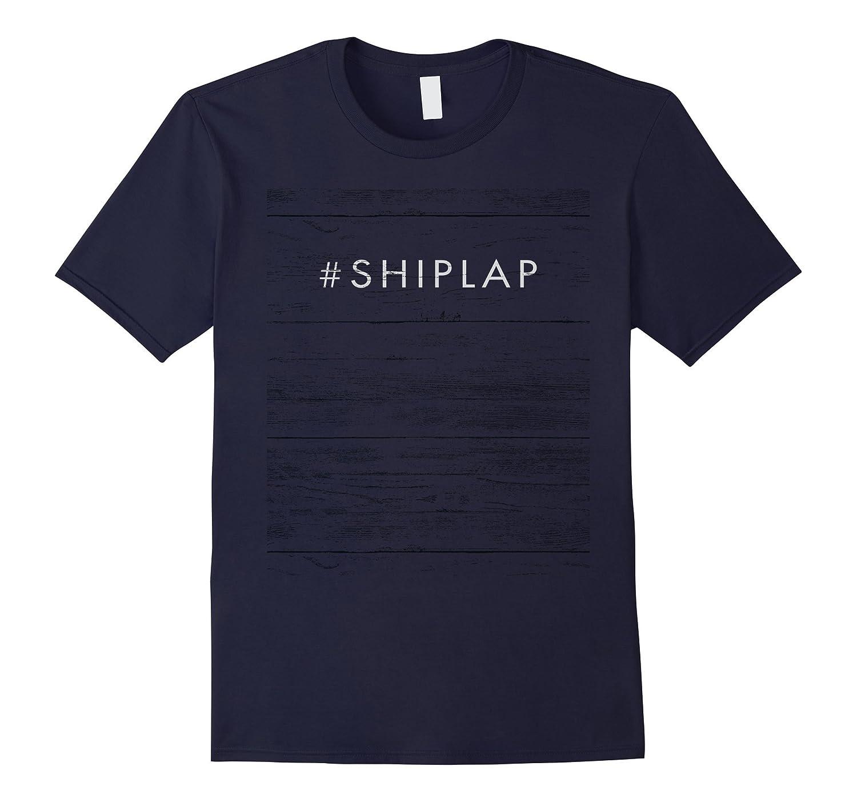 #shiplap Shirt – Navy