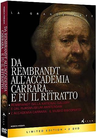 Da Rembrandt All'Accademia Carrara: E Fu Il Ritratto (2 DVD)
