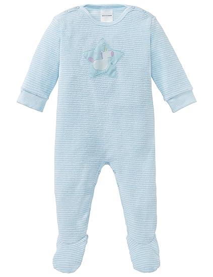 61d9301105 Schiesser Mädchen Zweiteiliger Schlafanzug Einhorn Baby Anzug mit Fuß:  Amazon.de: Bekleidung