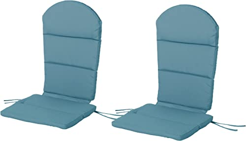 Christopher Knight Home 304635 Terry Outdoor Adirondack Chair Cushion Set of 2
