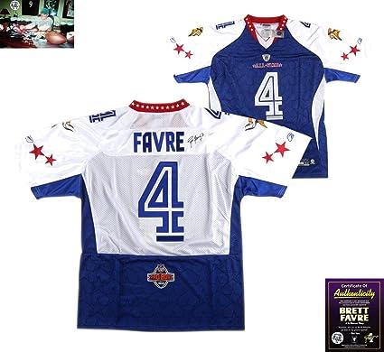 best sneakers 4480e da11b Brett Favre Autographed/Signed Minnesota Vikings White ...