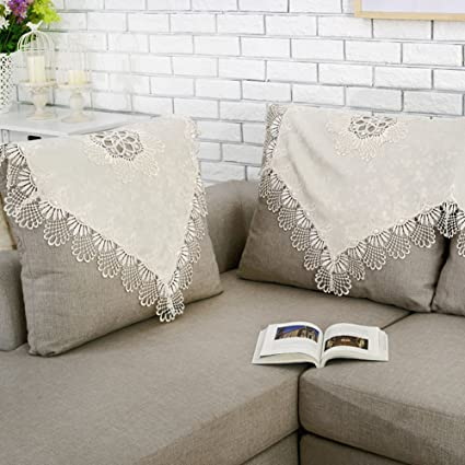 American Sofa Cover Cloth/Pastoral Fashion Sofa Towel/Multi Use Sofa Back  Towel