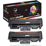 Gootior MLT-D116L MLT-D116S Cartuccia Del Toner, 2 Nero Alta Capacità Compatibile Per Samsung Xpress SL M2625 M2625D M2626 M2675 M2675F M2675FN M2676 M2825 M2825DW M2825ND M2826 M2875 M2875FD M2875FW