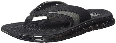 Reef Men's Boster Sandal, Black Ice, ...