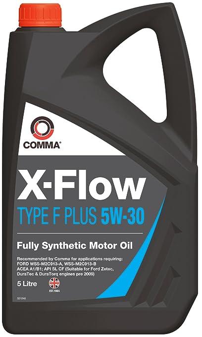 Comma XFFP5L X-Flow - Aceite sintético de Motores Gasolina y ...