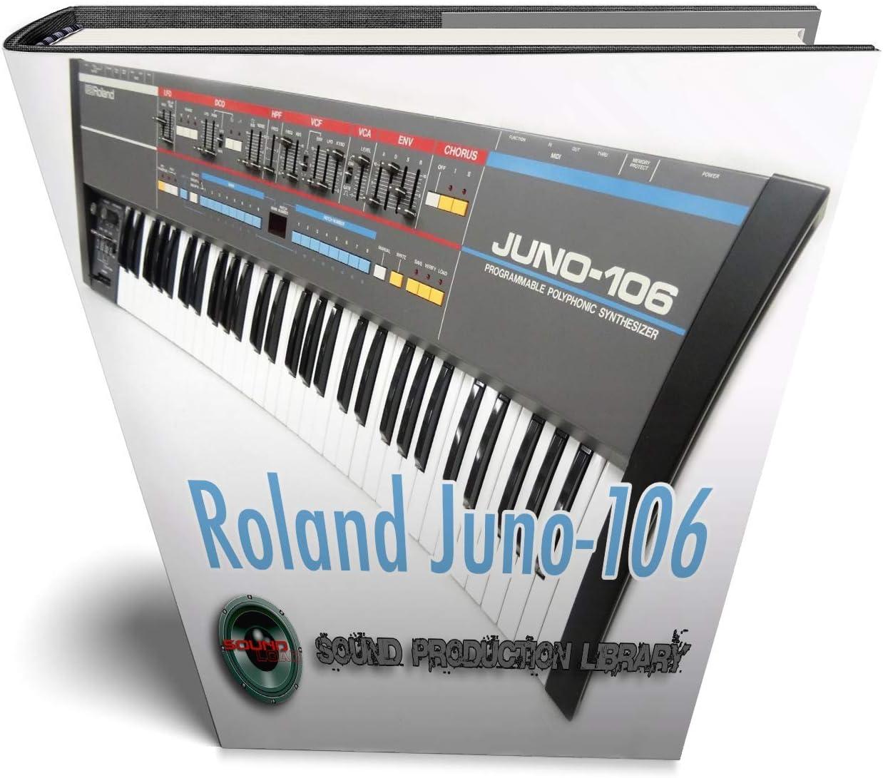 Para Roland Juno-106 – el King of sonido analógico ...