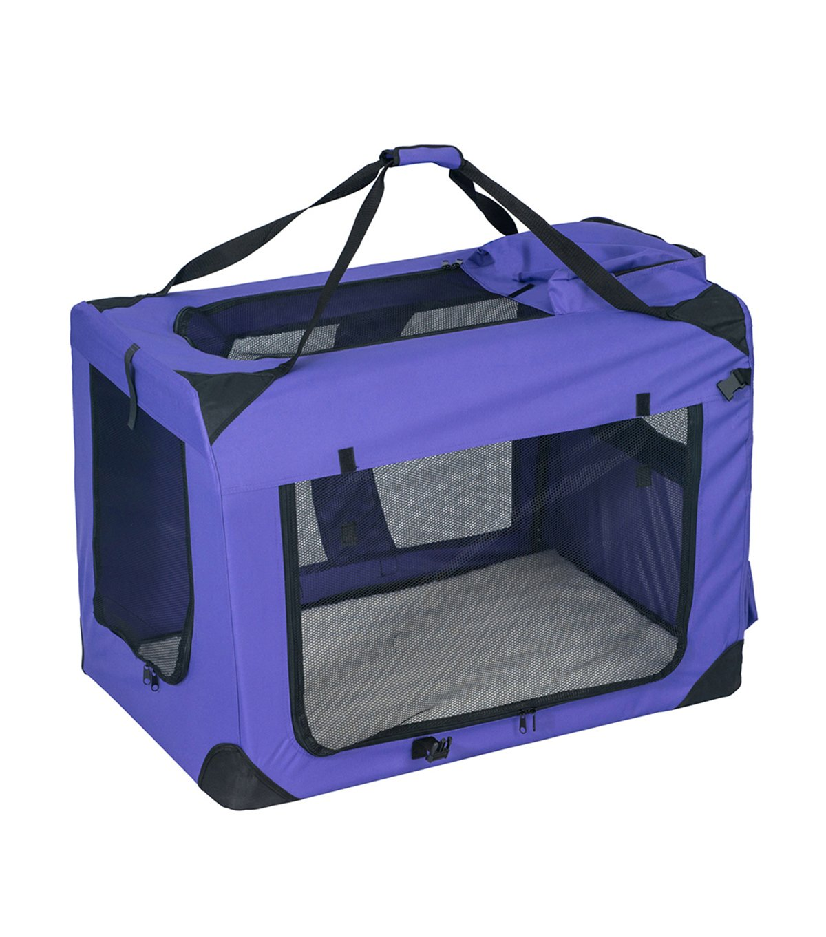 BuyHive Dog Carrier Pet Travel Tote Crate Cat Puppy Carrying House Training Kennel Portable