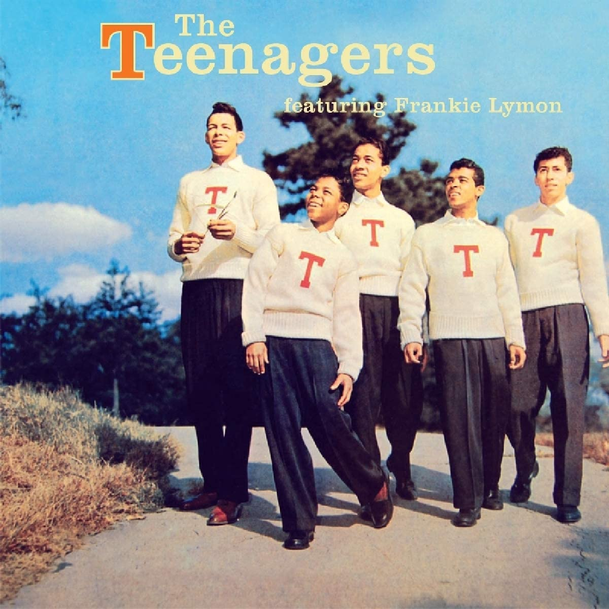 Amazon | The Teenagers Featuring Franki | The Teenagers | 輸入盤 | 音楽