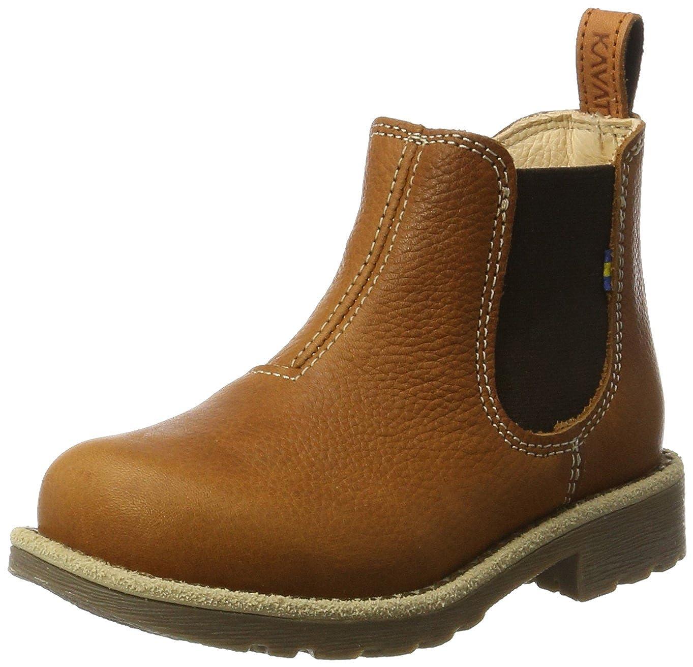 059c3bc3704ba Kavat Kids' Husum Ep Chelsea Boots Braun (Dark Brown): Amazon.co.uk ...