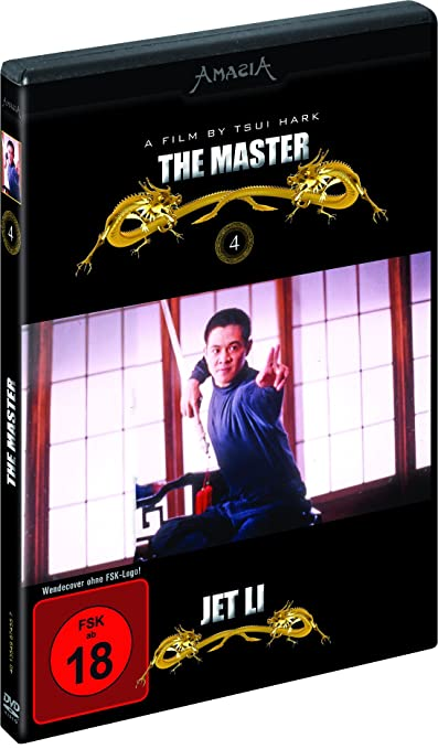 The Master [Alemania] [DVD]: Amazon.es: Jet Li, Yuen Wah ...