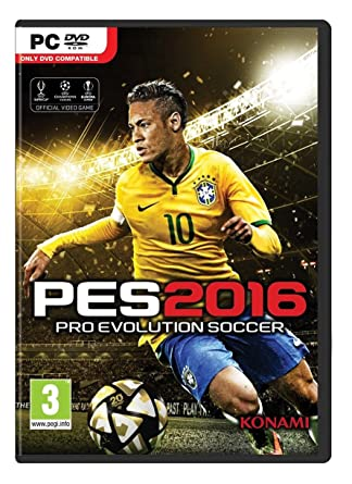584566eb5d Buy PES 2016 (PC) Online at Low Prices in India