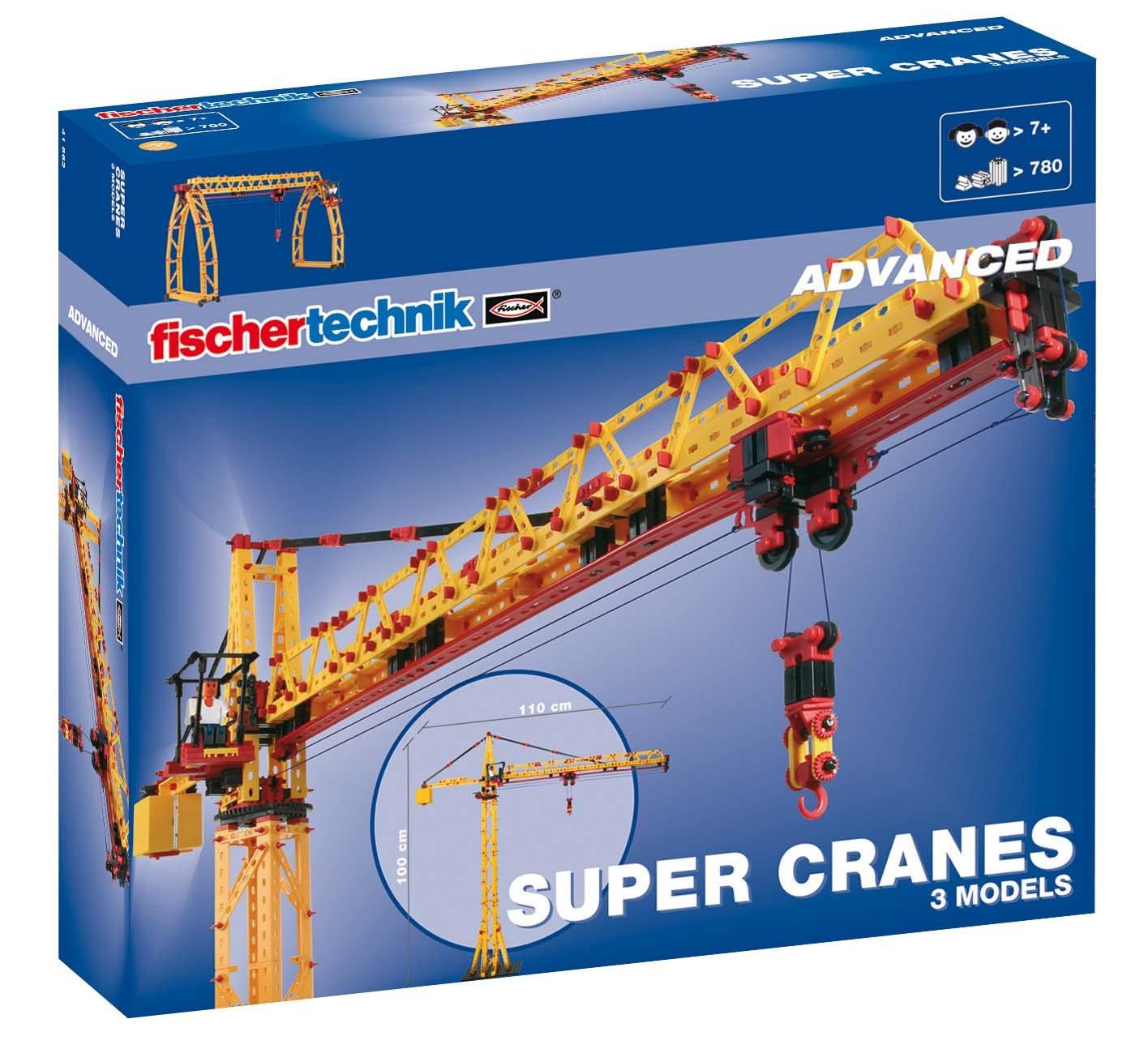 Fischertechnik 41862 - - - Super Cranes 99bb09