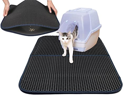 Esterilla para desechos de gatos de la marca niceeshop (TM ...