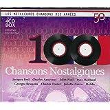 100 Chansons Nostalgiques, Les Meilleures Chansons Des Années 50