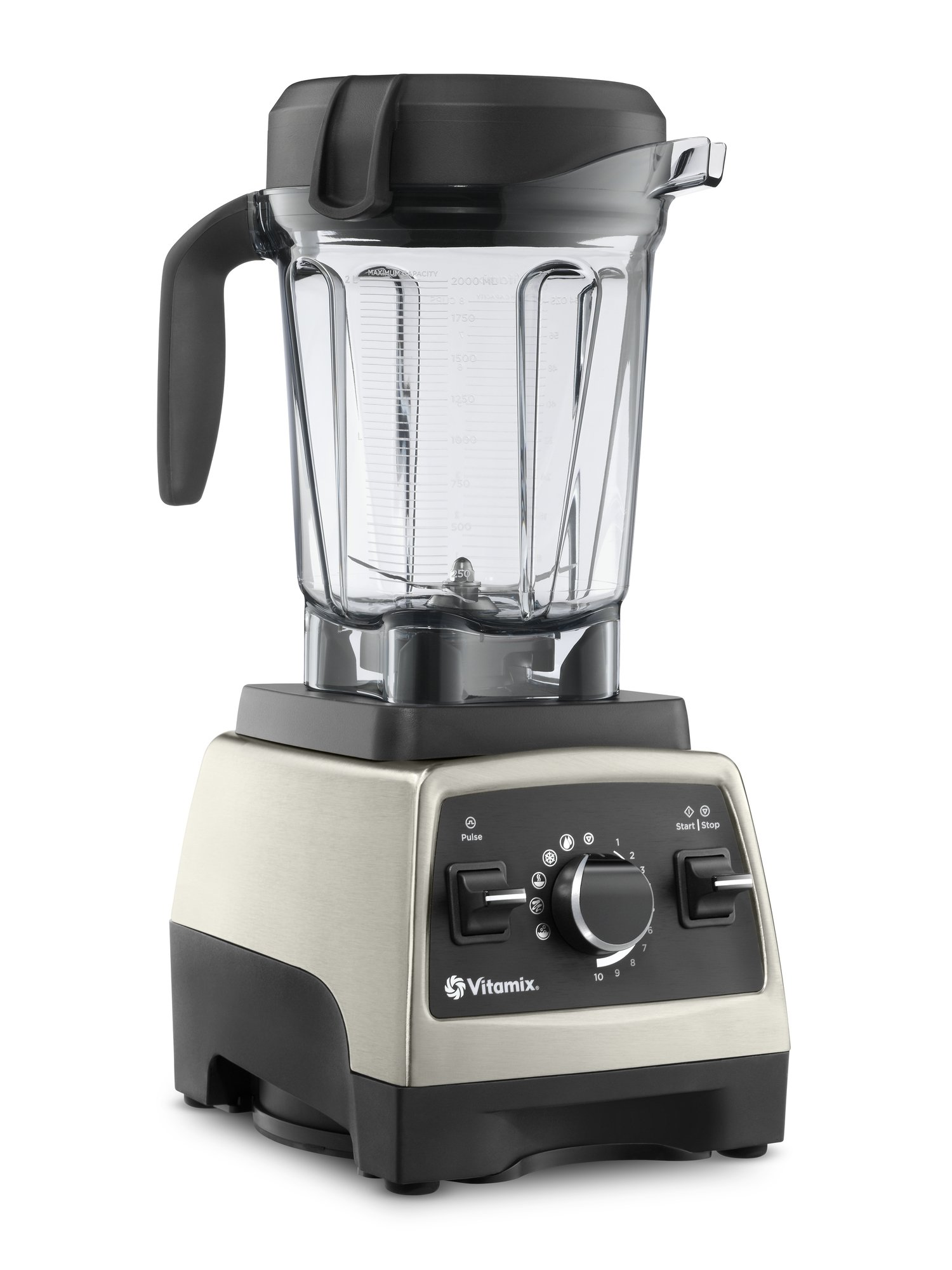 Vitamix Professional Series 750 Blender, Professional-Grade, 64 oz. Low-Profile Container, Heritage by Vitamix
