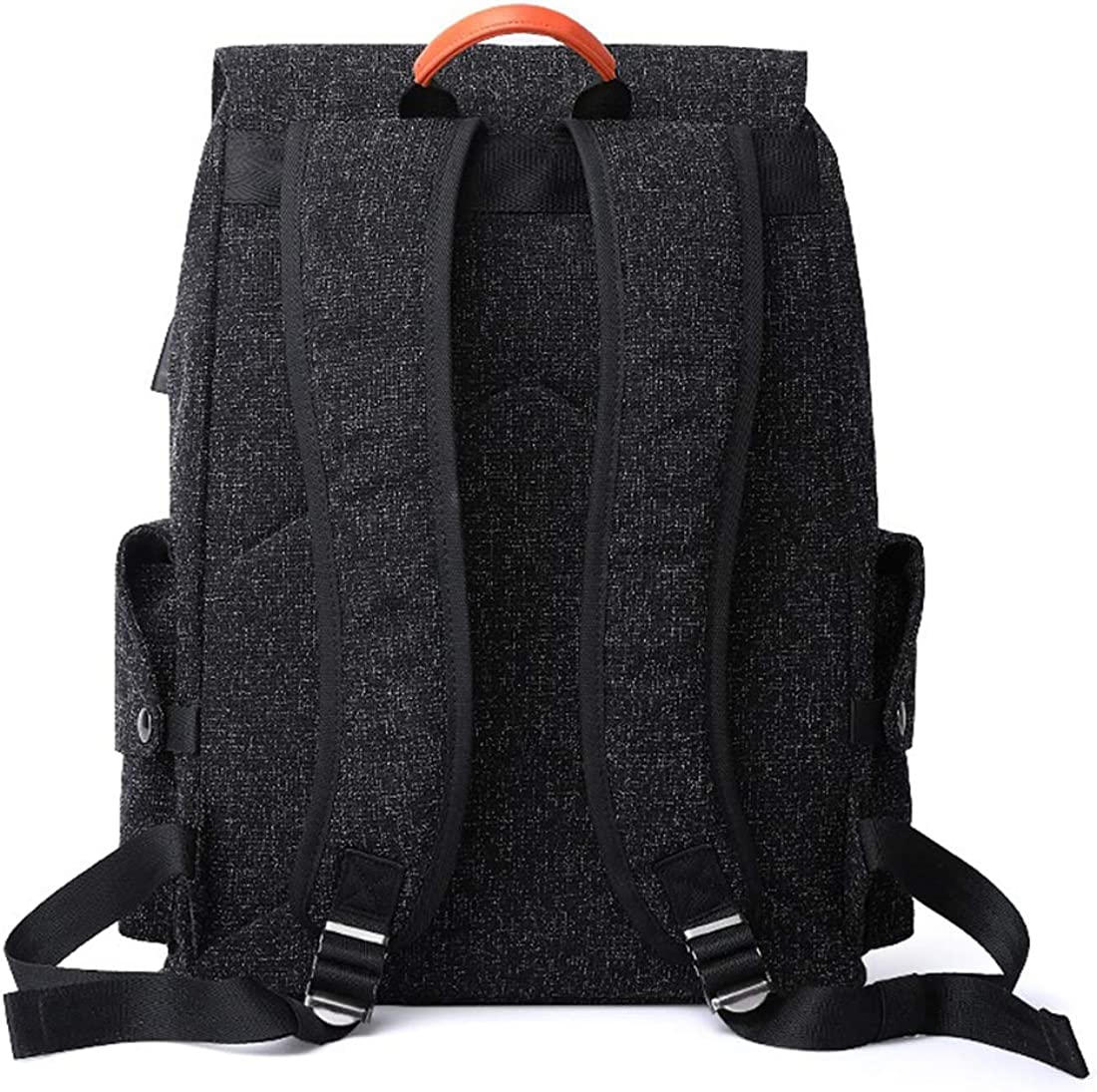 Backpack Computer Bag Leisure Travel Bag Mens Backpack With Usb Port Charging Laptop Backpack