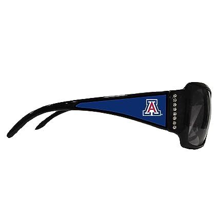 21c8d88454 Arizona Wildcats negro Ladies Fashion gafas de sol con brazo Logo ...