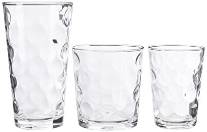 Review Galaxy Glassware 12-pc. Set