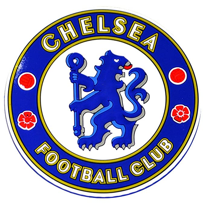 Chelsea 3D Crest Fridge Magnet - One Size Only: Amazon.co.uk ...