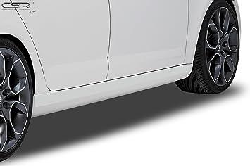 CSR - Skoda Octavia modelos a partir de 2012, sideskirts: Amazon.es: Coche y moto