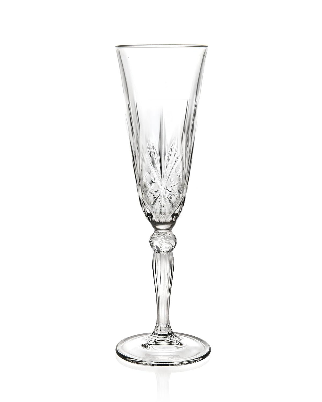 RCR Plat d/écoratif en Cristal Melodia Verre Cristal Transparent 30.5 x 30.5 x 9.80 cm