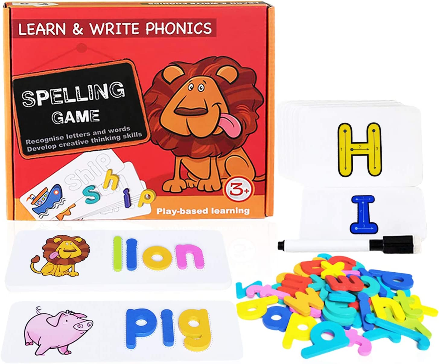 50% Off Coupon – Matching Letter Game for Kids
