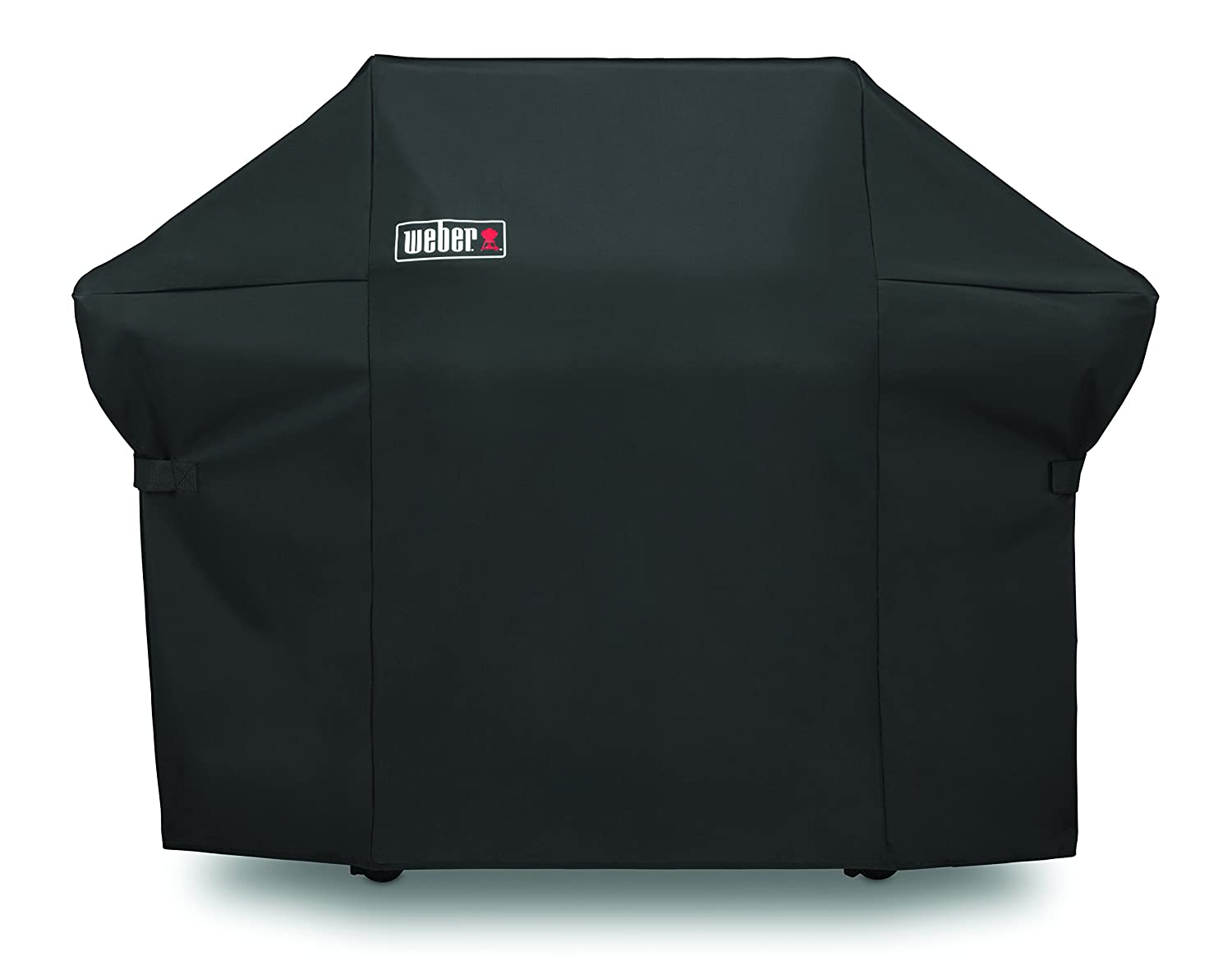 Weber 7108 gas Grill Cover with Storage Bag for Summit 400 Series Gas Grills