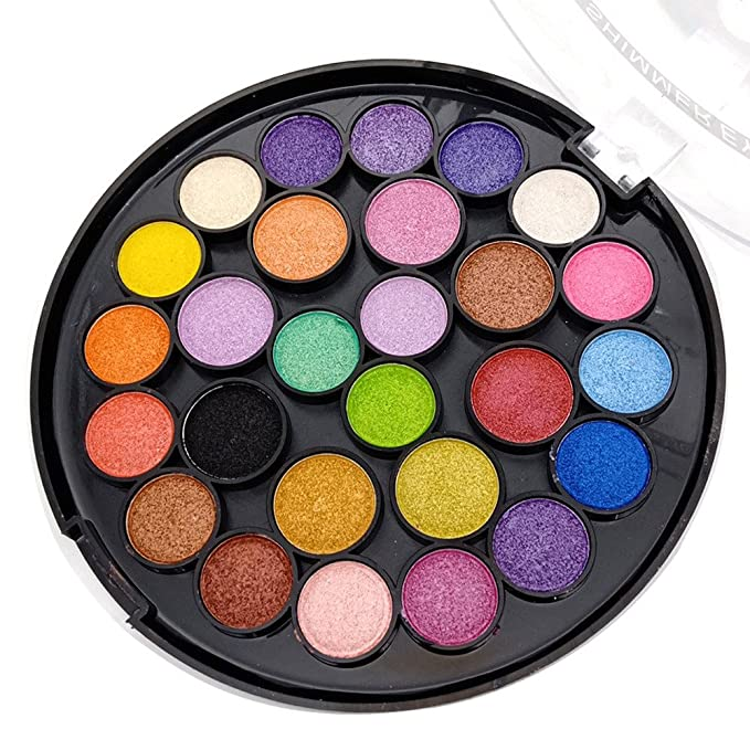 Beisoug 27 Color Brillo Sombra de Ojos Maquillaje A Prueba ...