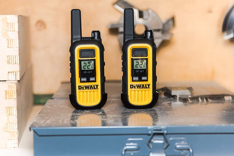 DeWALT DXFRS300 1W Walkie Talkies Heavy Duty Business Two-Way Radios (Pair) by DEWALT (Image #20)
