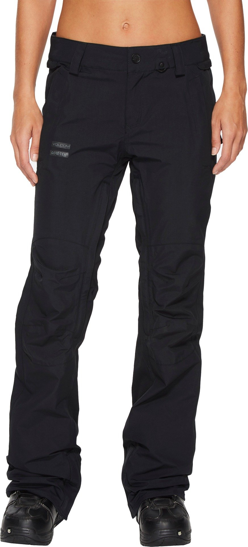 Volcom Snow Women's Knox Gore-TEX Pants Black Small