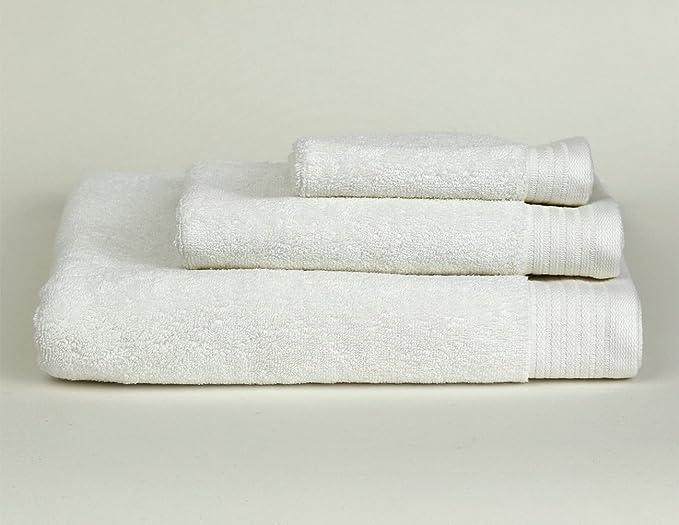 towelselections Gardenia colección toallas de lujo - 100% largo grapas algodón turco, hecho en Turquía: Amazon.es: Hogar