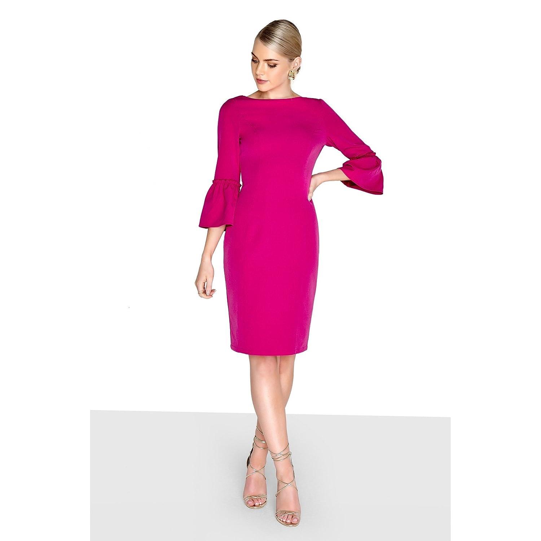 Increíble Vestido Azul Boda Composición - Colección de Vestidos de ...