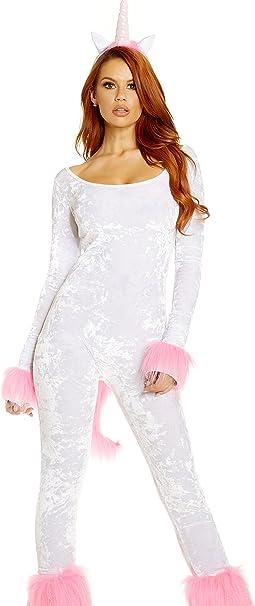 Amazon.com: Forplay imagina que Sexy disfraz de unicornio ...