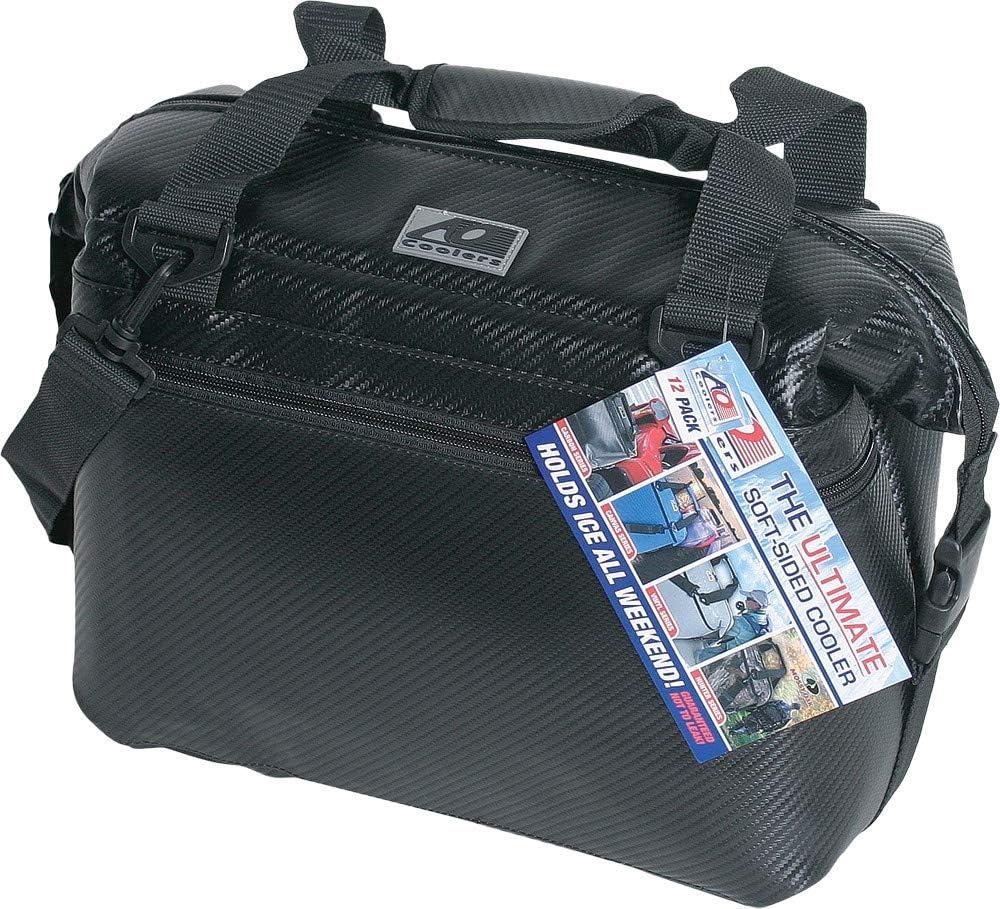 AO Coolers 36 Pack Carbon Cooler Black AOCR36BK