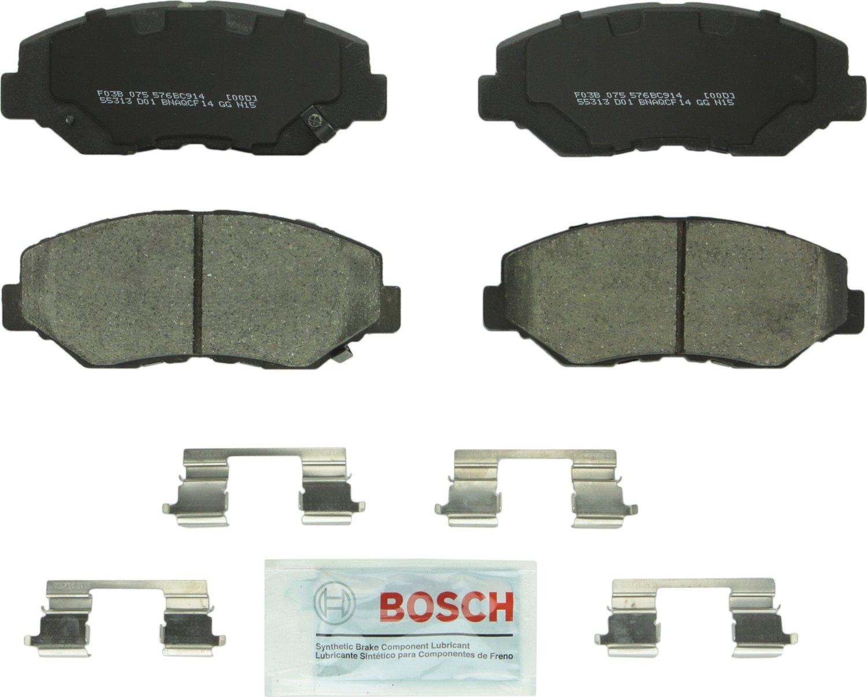 Bosch BC914 QuietCast Premium Ceramic Front Disc Brake Pad Set by Bosch