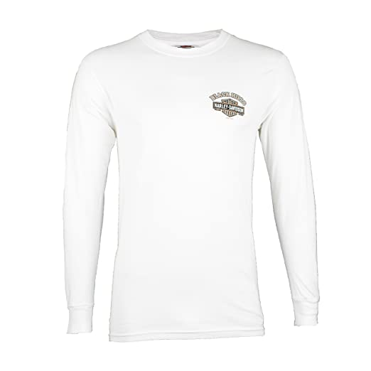 453fc9ead6d5 Amazon.com  Harley-Davidson Black Hills Men s Down Eagle Long Sleeve ...